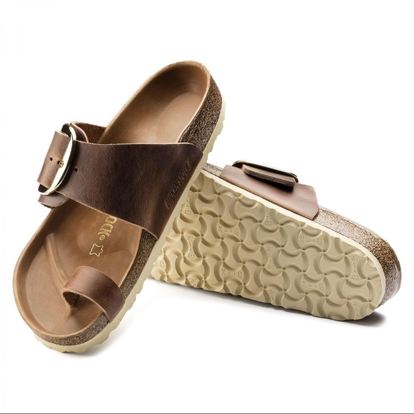 8b255ebc1071 Birkenstock NWT Miramar Big Buckle Sandal - 40